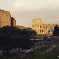 Rome, ville éternelle.