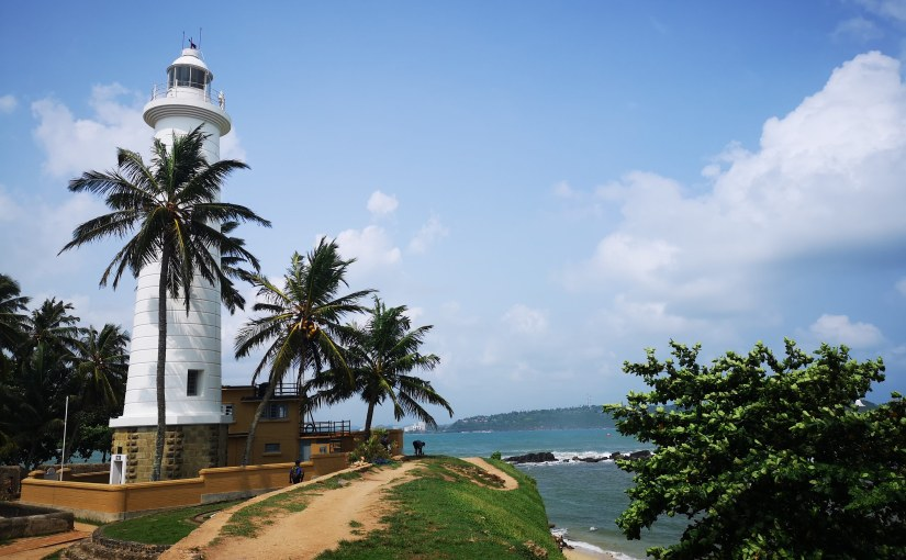 GALLE, LA DOUCE POINTE DU SRI LANKA.