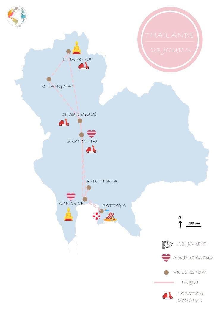 bilan thailande nord