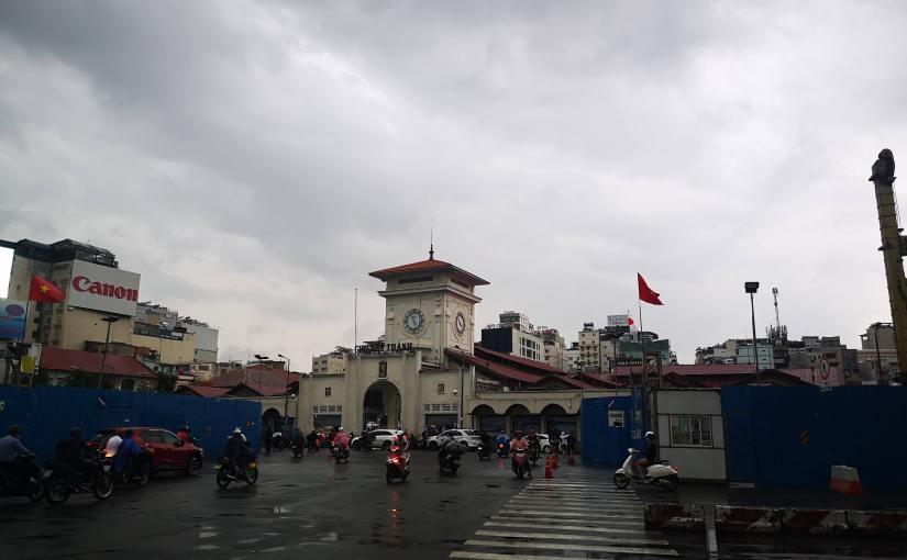 HÔ CHI MINH, IMMENSE ET PAISIBLE VILLE AU SUD DUVIETNAM.