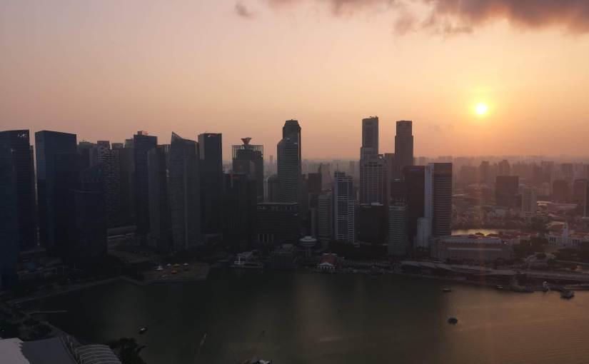 SINGAPOUR, VILLE CULTURELLE ETHARMONIEUSE.