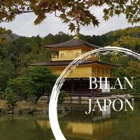 JAPON : ITINÉRAIRE ET BILAN.